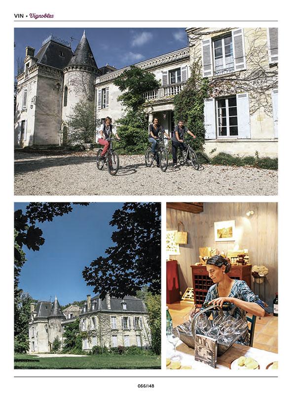 Ateliers de Bardins dans le magazine Vivre Bordeaux