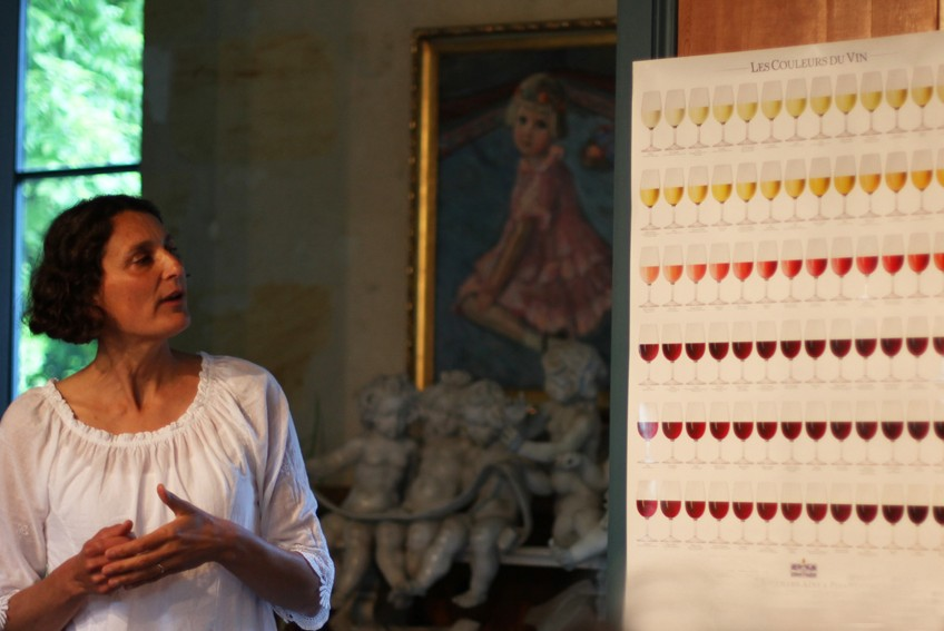 Cours d'oenologie et dégustation de vins