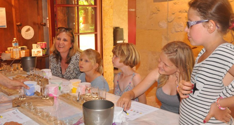 degustation en famille enfants vins de Bordeaux