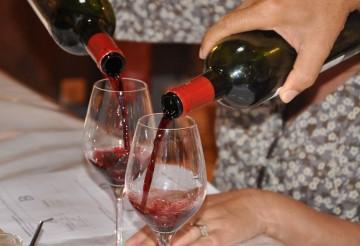 Dégustation de vins de Bordeaux