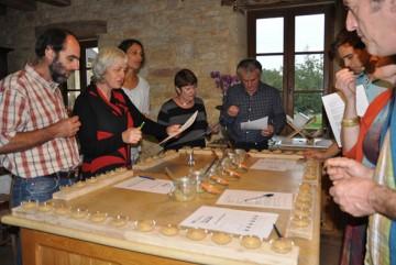 Degustation de vins de Bordeaux