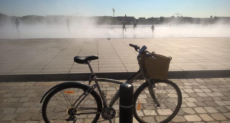 bordeaux à vélo, de la ville au vignoble!