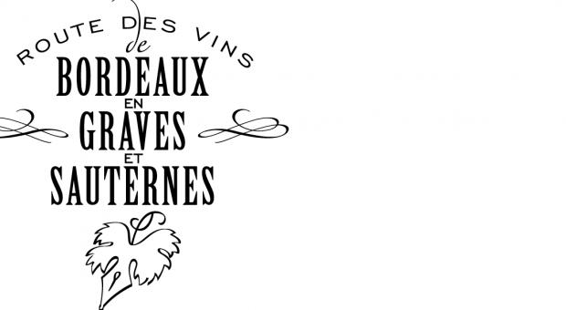 logo de l'association Route des vins de Bordeaux en Graves et Sauternes