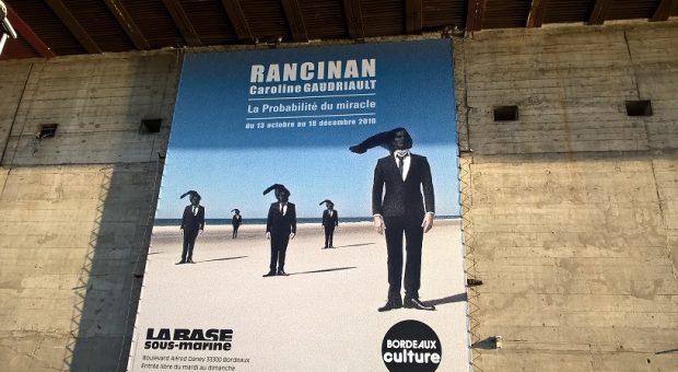 Photo de l'affiche de l'expo RANCINAN