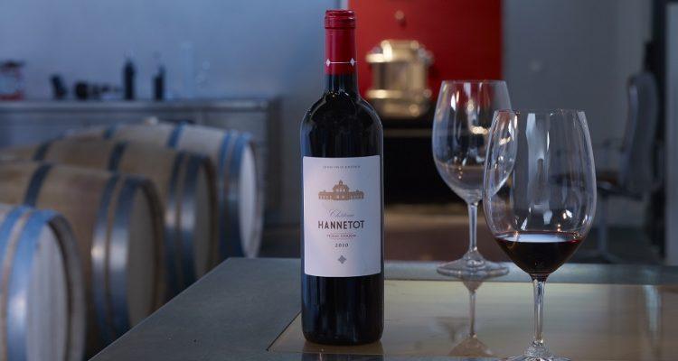 photo de bouteille de vin pour dégustation