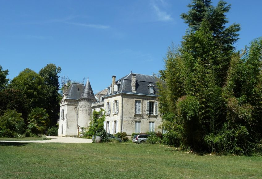 photo château Bardins