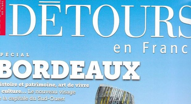 couverture du magazine DETOUR en France