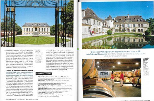photo article DETOURS en France