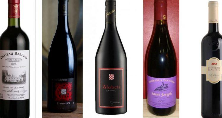 photo de bouteilles de vin