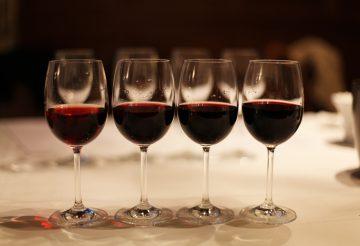 image de verres de vin
