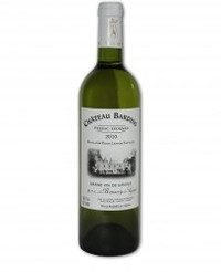 bouteille chateau bardins blanc