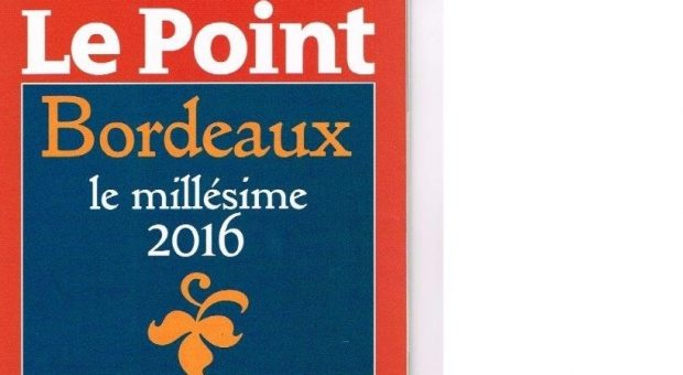 couverture LE POINT