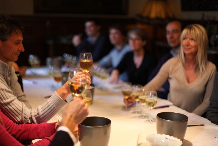 fete entreprise atelier degustation vins bordeaux