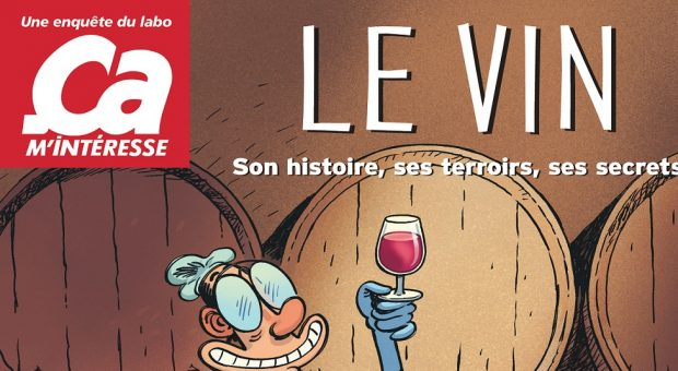photo BD sur le vin