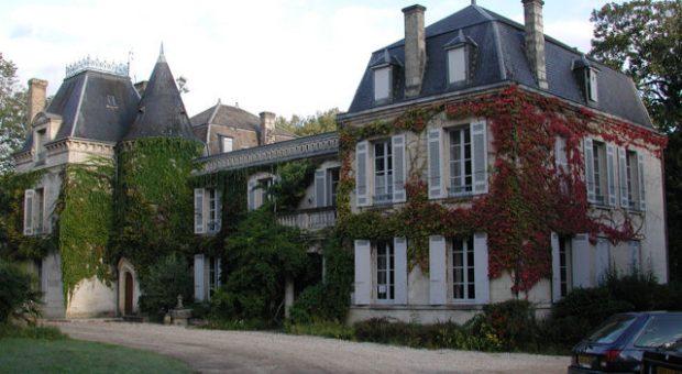 photo du chateau Bardins