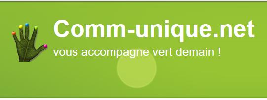 logo comm-unique.net