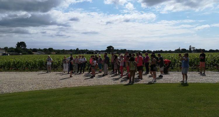 visite du chateau vins de bordeaux