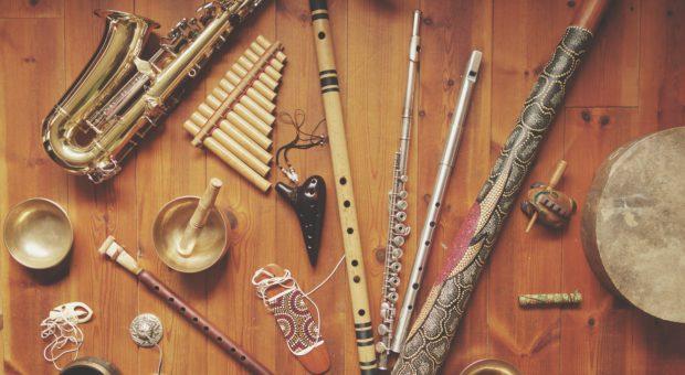 image d'instruments