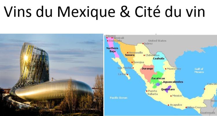 carte des vins du mexique