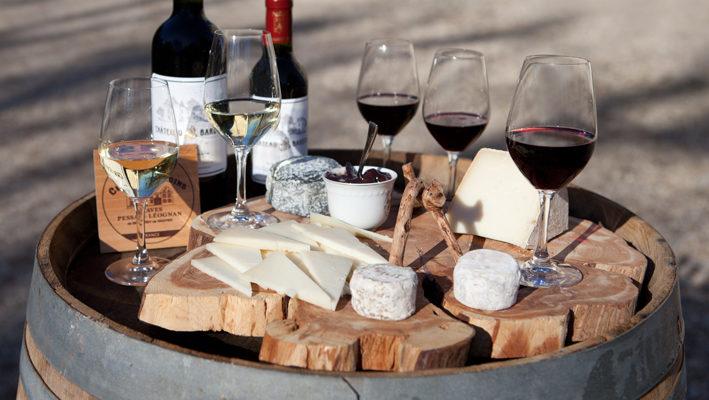 fromages et vins de bordeaux