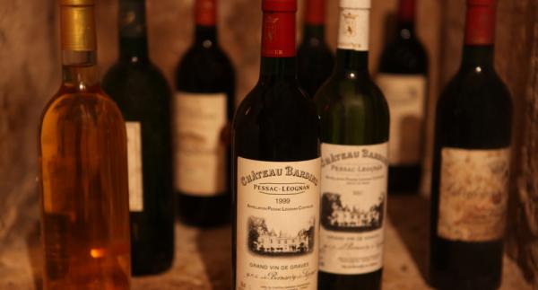 photo de bouteilles